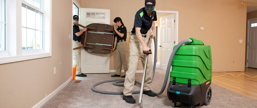 Davenport, IA residential restoration cleaning
